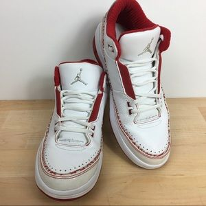 fa806ee6474cf1 Nike Shoes - Nike Air Jordan 2.5 Team 5 8th Red Cement sz 10